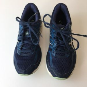 ASICS Shoes Dynamic Duo Max women's size 8 blue